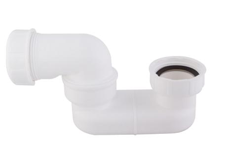 Kád-és zuhanyszifon, lapos (STY-536-3)